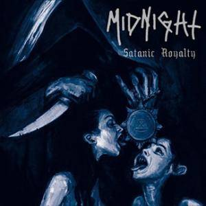 Midnight: Satanic Royalty - Cover
