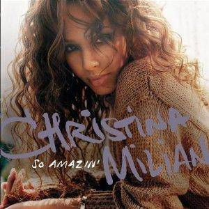 Cover - Christina Milian: So Amazin'