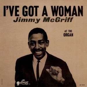 Cover - Jimmy McGriff: I've Got A Woman