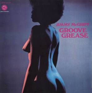 Cover - Jimmy McGriff: Groove Grease