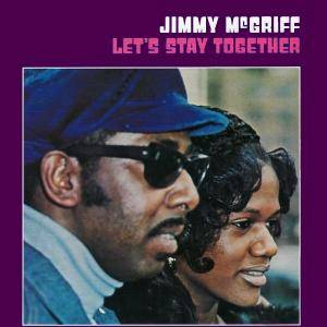 Cover - Jimmy McGriff: Let's Stay Together