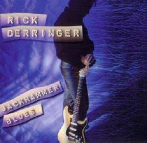 Rick Derringer: Jackhammer Blues - Cover
