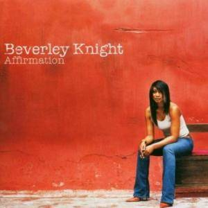 Cover - Beverley Knight: Affirmation