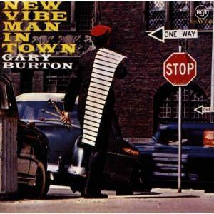 Cover - Gary Burton: New Vibe Man In Town
