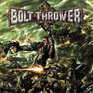 Bolt Thrower: Honour Valour Pride - Cover