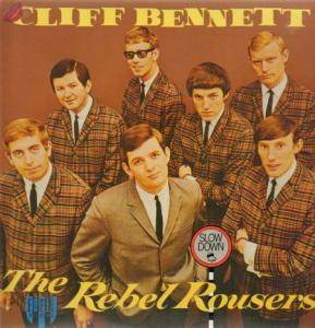 Cover - Cliff Bennett & The Rebel Rousers: Slow Down