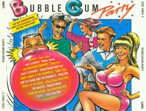 Bubble Gum Party - Cover