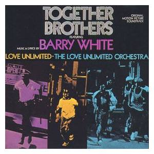 Cover - Love Unlimited: Together Brothers