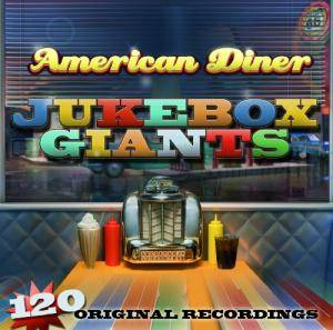 Cover - Billy Bland: American Diner Jukebox Giants