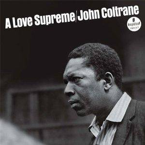 John Coltrane: Love Supreme, A - Cover