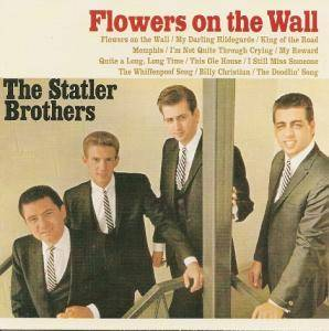 Cover - Statler Brothers: Flowers On The Wall