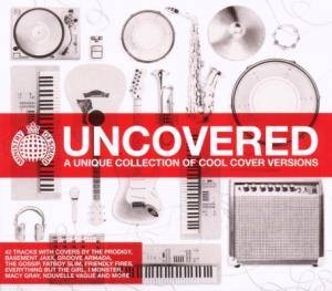 Uncovered - Cover