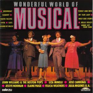 Wonderful World Of Musical - Cover