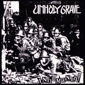 Cover - Unholy Grave: Inhumanity