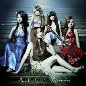 Cover - Aldious: Determination