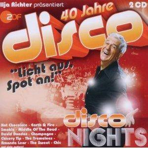 Cover - Promises: 40 Jahre Disco - Disco Nights