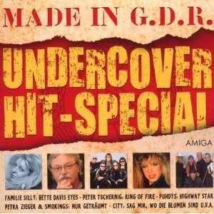 Cover - Petra Zieger & Smokings: Made In G.D.R. * Undercover Hit-Special