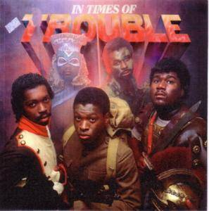 Cover - Trouble Funk: In Times Of Trouble