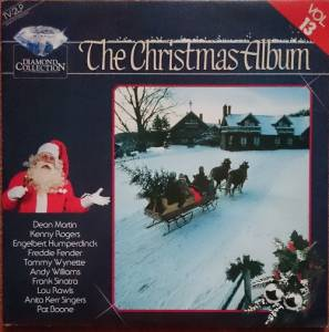Cover - Jerry Vale: Christmas Album, The