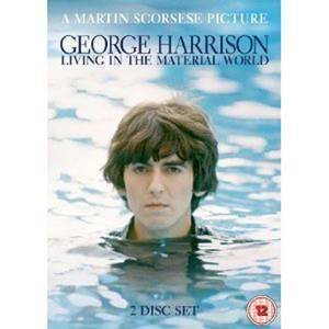 George Harrison: Living In The Material World - Cover