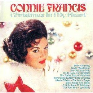 Cover - Connie Francis: Christmas In My Heart