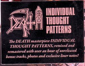 Death: Individual Thought Patterns (2-CD) - Bild 7