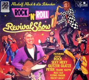 Cover - Rudolf Rock & Die Schocker: Rock 'n' Roll Revival Show