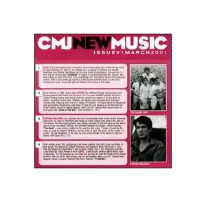 Cover - X-Ecutioners, The: CMJ - New Music Volume 091