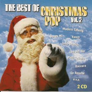 Cover - Kisha: Best Of Christmas Pop Vol. 2, The
