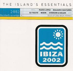 Cover - Crw Pres. Veronika: Ibiza 2002 - The Island's Essentials