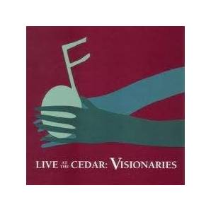 Cover - Martin Sexton: Live At The Cedar: Visionaries