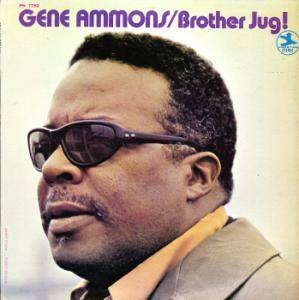 Gene Ammons: Brother Jug! - Cover