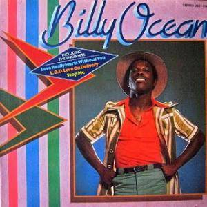 Cover - Billy Ocean: Billy Ocean