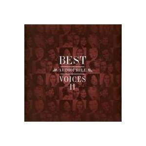 Cover - Claire Martin: Best Audiophile Voices II