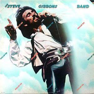 Cover - Steve Gibbons Band: Rollin' On