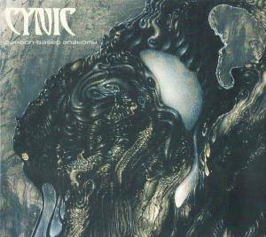 Cynic: Carbon-Based Anatomy - Cover