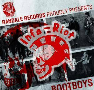 Cover - Infa-Riot: Randale Records Proudly Presents Infa Riot And The Gonads
