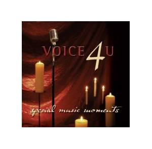 Voice 4 U: Special Music Moments (CD) - Bild 1