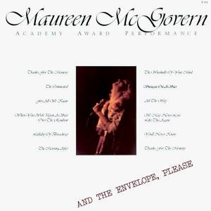 Cover - Maureen McGovern: Academy Award Performance