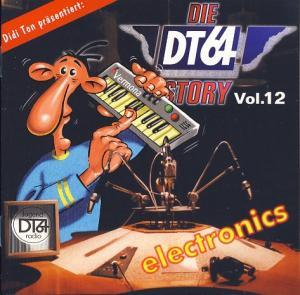 DT 64-Story Vol. 12 Electronics, Die - Cover