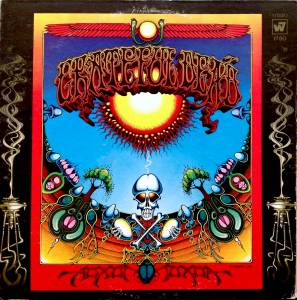 Grateful Dead: Aoxomoxoa (LP) - Bild 1