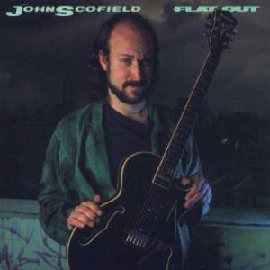 Cover - John Scofield: Flat Out