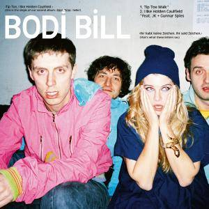 Cover - Bodi Bill: Tip Toe, I Like Holden Caulfield