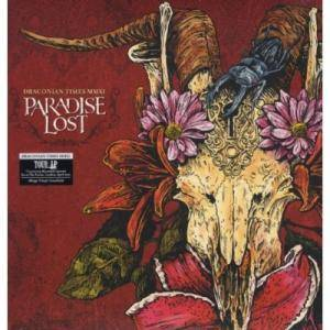 Paradise Lost: Draconian Times MMXI - Cover