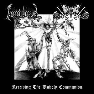 Cover - Manticore: Receiving The Unholy Communion