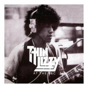 Thin Lizzy: At The BBC - Cover
