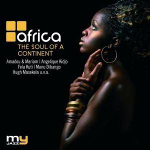 Africa The Soul Of A Continent - Cover