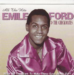 Cover - Emile Ford & The Checkmates: All The Hits