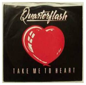 Cover - Quarterflash: Take Me To Heart