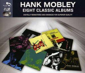 Hank Mobley: Eight Classic Albums - Cover